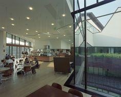 Lulu Chow Wang Campus Center and Davis Garage / Mack Scogin Merrill Elam Architects