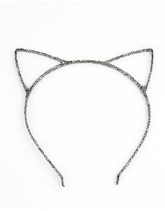 Opaska w Cętki #paniKOTA #koty #kociara #kocierzeczy #opaska #wieczórpanieński #przebraniekot