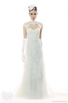 lusan mandongus wedding dresses 2012, wedding dress, wedding gown, bridal gown, bride, bridal, wedding