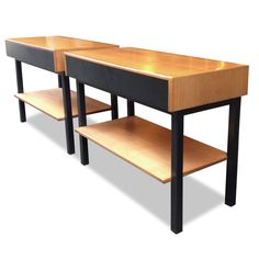 Paire de table de nuit 1960 > Boutique en ligne : www.dedde-art.com