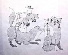 foxes for your boom! @Malva Mangan