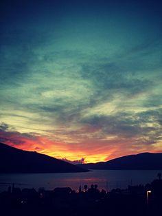 #sunset #sea