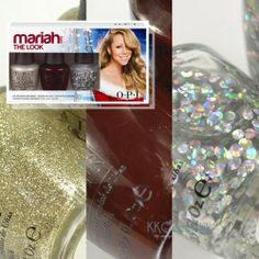Mariah Carey Holiday- The Look (3 Pieces) [OPI]