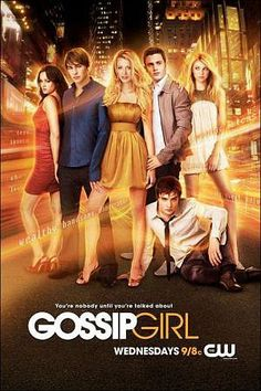 Gossip Girl is an American teen drama series. The series revolves around the Upper East Siders and an important role of Gossip Girl in their life. Gossip Girls, Watch Gossip Girl, Gossip Girl Seasons, Leighton Meester, Film D'animation, Film Serie, Movies And Series, Movies And Tv Shows, Book Series