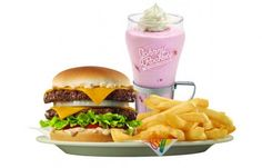 Sign up today and get a Free hamburger on your next visit and on your birthday.   Free Johnny Rockets Burger Instantly