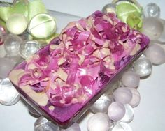 Chocolate Covered Cherries Soap Bar by SaponeSoaps on Etsy, $6.00