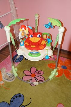 SKOCZEK FISHER PRICE RAINFOREST JUMPEROO