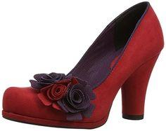 662b0d10322f9 29 Best Shoes images | Amaranth grain, Ankle straps, Burgundy