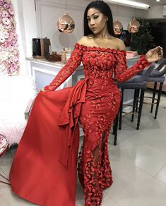 Most Beautiful Dinner Gowns of 2018 – African Fashion Dresses - 2019 Trends African Lace Styles, African Lace Dresses, African Fashion Dresses, Ghanaian Fashion, African Clothes, African Inspired Fashion, African Print Fashion, African Prints, Dinner Gowns