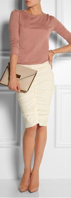 Career Fashion for Casual Fridays or Weekend Fashion - Nina Ricci 2013