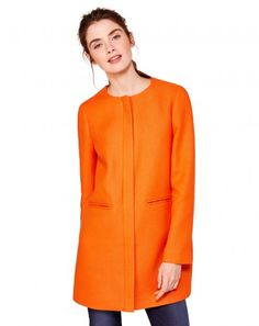 Жакеты United Colors of Benetton Жакет Coats For Women, Clothes For Women, Colors Of Benetton, Cool Style, My Style, Street Look, Bomber Jacket, High Neck Dress, Womens Fashion