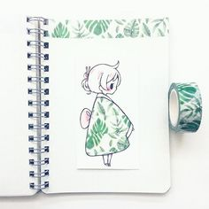 Exquisite Learn To Draw A Realistic Rose Ideas. Creative Learn To Draw A Realistic Rose Ideas. Kawaii Drawings, Cute Drawings, Drawing Sketches, Sketch Art, Chibi Manga, Drawn Art, Tape Art, Beautiful Drawings, Cute Illustration