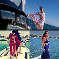 Friends and family you're invited to The Del Rey Yacht Club on Monday at 1pm. Please RSVP It's in Marina del Rey.  We have a 50ft Santa Cruz Yacht so the more the merrier.... by sherribox