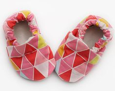 Sale Foxy Feet Organic Baby Shoes Handmade by GrowingUpWild