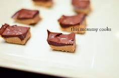 This Mommy Cooks: Reese's Peanut Butter Squares