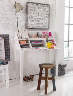 decor, interior design, work desk, work space, hous, desk areas, home offices, workspac, room