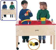 2857JC Jonti-Craft¨ Space Saver Sensory Table