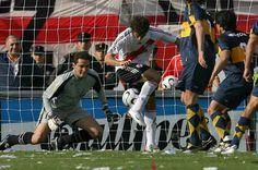 2006 - 1er de Higuain (River 3 - Boca 1)