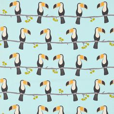 Style Library - The Premier Destination for Stylish and Quality British Design   Products   Terry Toucan (NSCK120466)   Guess Who? Fabrics