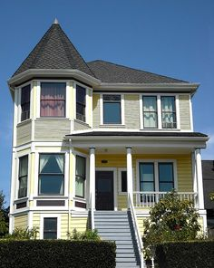 Victorian, Vallejo, CA by KellyManningPhotography, via Flickr