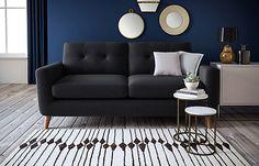 Conran Needham Large Sofa Furniture
