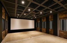 The incredible My Sound Immersive Audio Reference Cinema Recording Studio Home, Home Theater Design, Studios, Cinema, The Incredibles, Building, Outdoor Decor, Room, Furniture