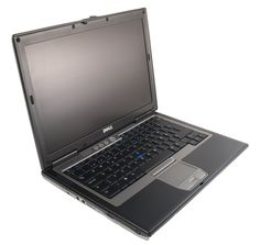YorMajesty's Dell Latitude D630