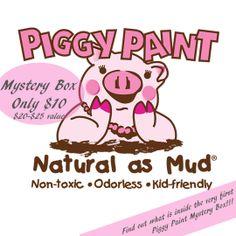 Mystery Box - Piggy Paint | Piggy Paint