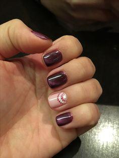 Light Purple Nails, Accent Nails, Nail Ideas, Nail Art Designs, Hair, Beauty, Beautiful, Finger Nails, Things To Make