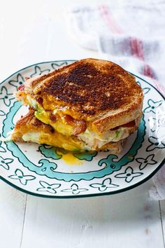 Ultimate Grilled Cheese. What do you put on YOUR ultimate grilled cheese…