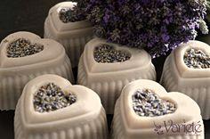 lavander hearts-olive soaps