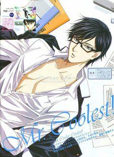 Sakamoto Desu Ga?— Cool, Cooler, Coolest