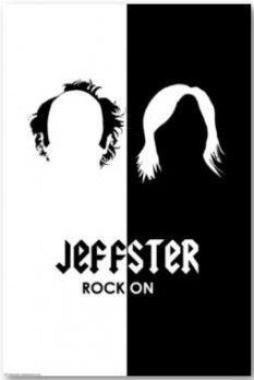 Chuck Jeffster Poster - 23' x 34'