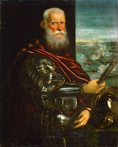 Tintoretto, El Dogo Sebastiano Venier (1577-1578)