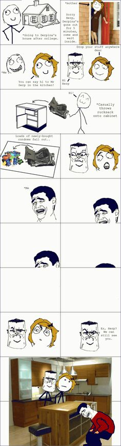 71 Funny Rage Comics