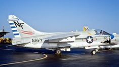 USN A-7 & TA-7