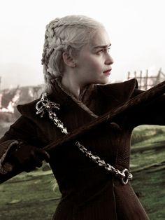 Daenerys Targaryen 7x04 #GameofThrones