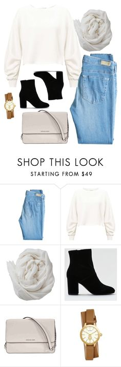 """""""Untitled #630"""" by alibasicamina on Polyvore featuring AG Adriano Goldschmied, Miss Selfridge, Brunello Cucinelli, American Eagle Outfitters, Michael Kors and Tory Burch"""