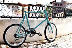 Véli | BK Lisboa | bicicletas, escola, oficina