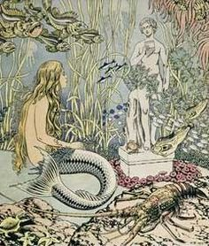 Hans Christian Andersen illustrations