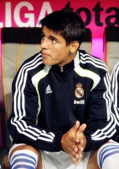 Alvaro Morata - Real Madrid (Spain U21). a future legend, I assume. Never leave Madrid, Morata.