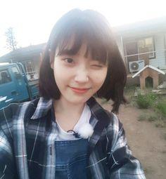 IU Beautiful Chinese Girl, Beautiful Asian Women, Iu Twitter, Korean People, Isnt She Lovely, K Idol, Natural Looks, Ulzzang Girl, Korean Singer