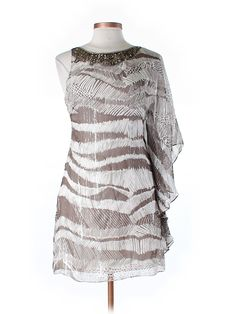 Check it out - Bcbgmaxazria Sleeveless Silk Top for $84.49 on thredUP!