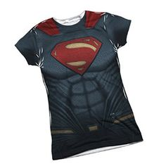 #Christmas Shop For Super Costume -- Batman v Superman Front/Back Sports Fabric Juniors T-Shirt, Large for Christmas Gifts Idea Deals . When looking for the Christmas  products, irrespective of whether it's regarding the puppy — almost always there is in which pal, colliege or loved one. But even on in which, acquiring great product...