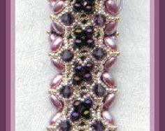 Moana Pearl Bracelet PATTERN by jayceepatterns on Etsy