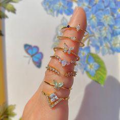 Stylish Jewelry, Cute Jewelry, Luxury Jewelry, Nail Jewelry, Jewelry Accessories, Jewelry Design, Cute Rings, Pretty Rings, Bijoux Piercing Septum