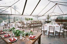 Event Planning + Design: Everly Events - http://www.stylemepretty.com/portfolio/everly-events Venue: Hummingbird Nest Ranch -…