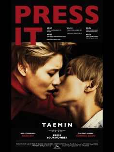 WHY YOU DO THIS LEE TAEMIN T^T