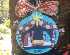 """Képtalálat a következőre: """"nativity door hanger"""""""