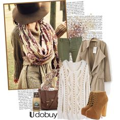 Udobuy.com, created by channchann on Polyvore